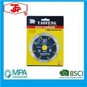 114mm Hot Pressed Saw Blade