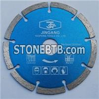 Diamond Segmented Circular Saw Blade for Cutitng Marble