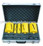 11pcs Diamond Core Bits Set
