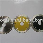 Diamond Segmented Saw Blade With 10mm Height