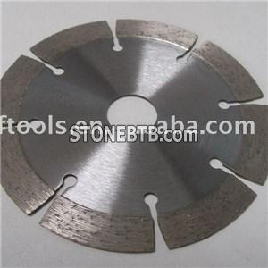 Hot Pressed Saw Blade With 12mm Height Segment