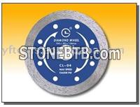 Continuous Diamond Saw Blade For Granite(MPA)