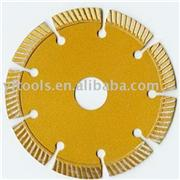 Hot Pressed Turbo Diamond Saw Blade