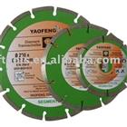 Segmented Diamond Saw Blade for Granite Marble
