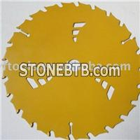 TCT Saw Blades With Anti-kick Back