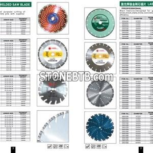 Diamond Cutting Disc Blade for Concrete
