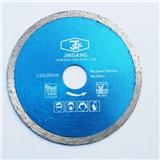 Continuous Diamond Saw Blade/Marble Saw Blade