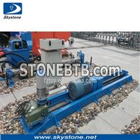 Manual Horizontal Coring Drill Machine