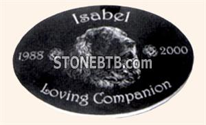 Granite Pet Marker 5