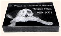 Granite Pet Marker-4