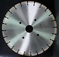 laser welded saw blade for cutting concrete