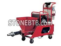 Semi Automatic Spraying Machine