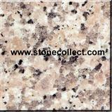 China Rosa Porrina or Xili Red granite tiles, slab