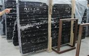 China Marble Slabs, Black Marble