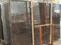 China Marble Slabs, Brown Marble, Browntini