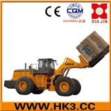 Fork lift loader XJ988-40 block handler equipment