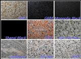 Granite,G603,G640,G633,G623,tiger skin red,tiger skin rust,G664,G648,G562,shanxi black
