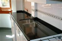 Good Quality & Reasonable Price Black Granite & Marble Vanity tops & Countertops from China