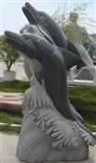 granite marble animal sculpture