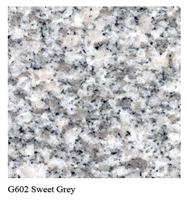 Granite G602 Sweet Grey