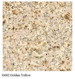 Granite G682 Golden Yellow