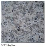 Granite G657 Yellow Rose