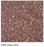Granite G666 Chinese Red