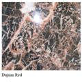 Dujuan Red Chinese Marble Tiles