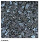 Granite Blue Pearl tiles slabs countertops