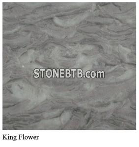 King Flower Chinese Marble tiles