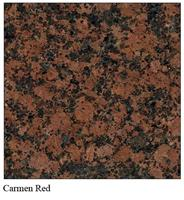 Granite Carmen Red