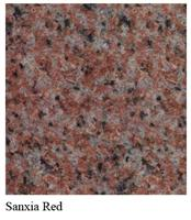 Granite Sanxia Red