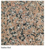 Granite Sanbao Red
