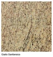 Giallo Sanfansico Granite