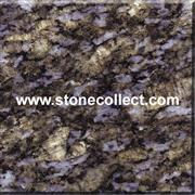 AB Blue granite tiles, slabs