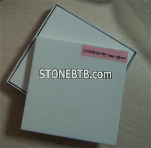 Nanoglass, Nano Crystallized Glass Panel, Nanocrystal White Glass