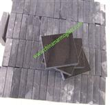Black color marmoglass slab blue color marmoglass tile