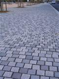 Grey Driveways Curbstone