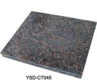 Vanity Tops-Red Brown Granite