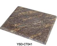 Kitchen Tops-Brown Granite