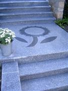 Stone Steps-Grey Granite