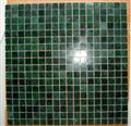 Mosaics-Dark Green Polished