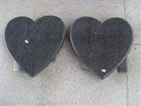 Double Heart For Monuments