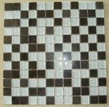 Bluestone & Glass Mixed Mosaics
