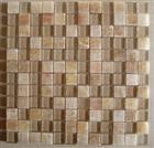 Onxy Marble & Glass Mixed Mosaics