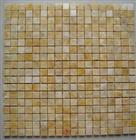 Mosaic Tiles-Honey Onyx Polished