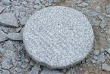 Round Tiles-Bush Hammered
