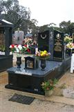 Tombstone Sets-Double Headstone