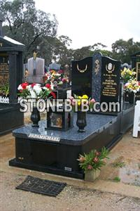 Tombstone Sets Double Headstone