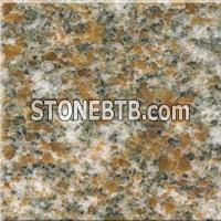 Chrysanthemum Red Granite